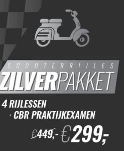 4 scooter les pakket