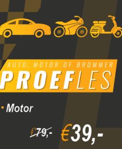 proefles motor r