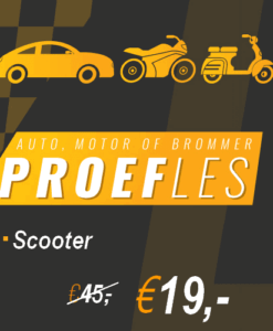 proefles-scooter-r