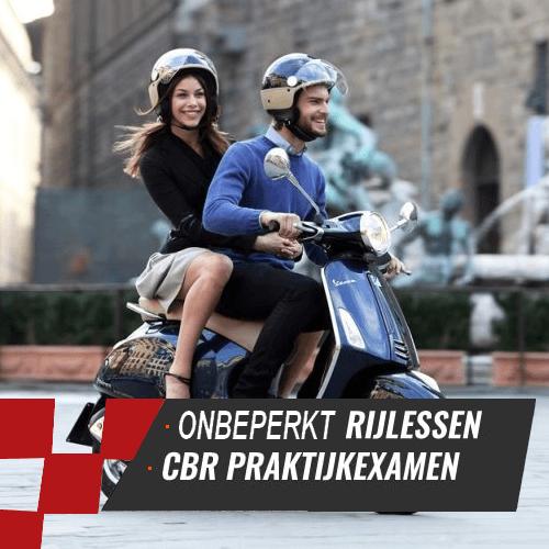 scooter-amsterdam zuid